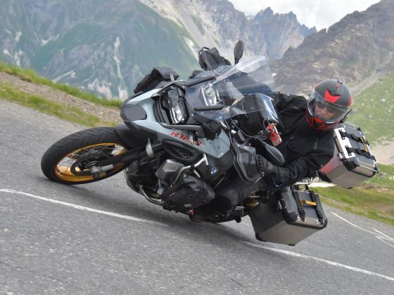 Routes des Grandes Alpes 2021 - Auffahrt zum Col du Galibier