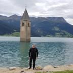 2020 – Alte Säcke Jahrestour – Reschensee am Reschenpass