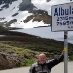 Albula Passhöhe