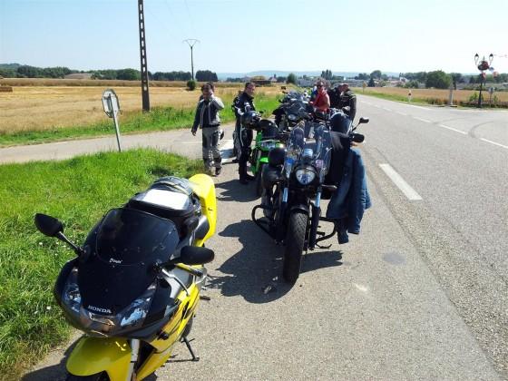 Tour nach Verdun 21.07.2013