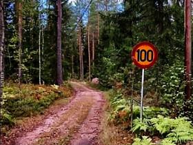 Geschwindigkeitsbegrenzungen in Nordeuropa