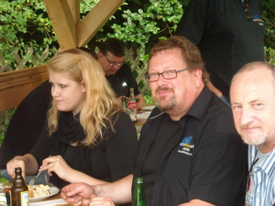Sommerfest 2011 - IPA-Haus Neunkirchen