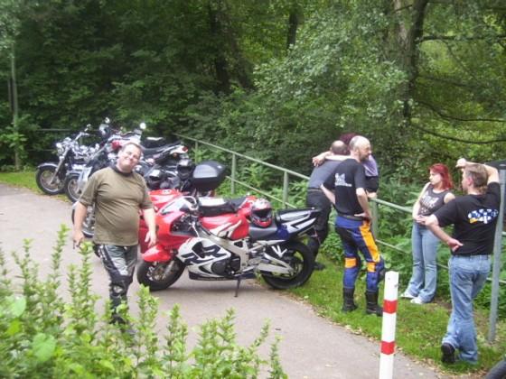 Treffen Fischerhütte