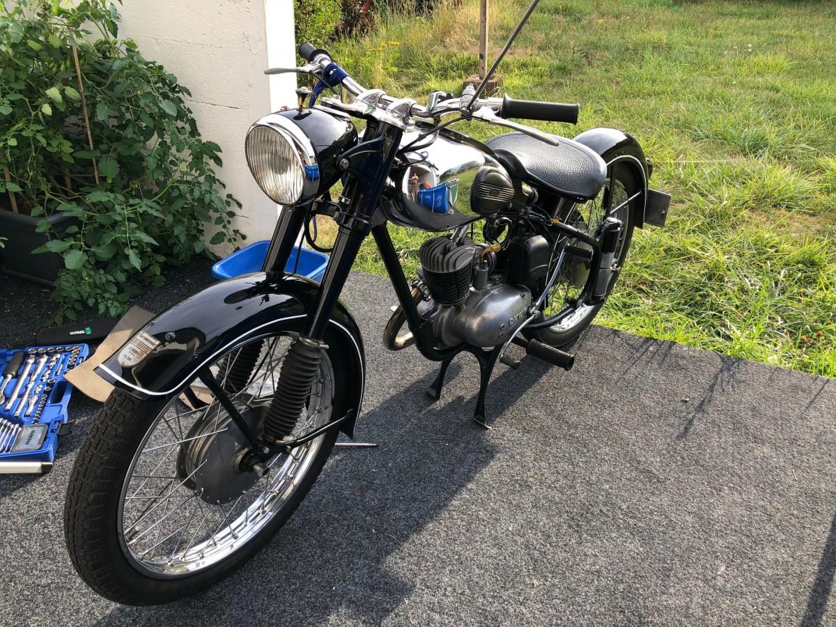 DKW RT 125/2H Bj.1955