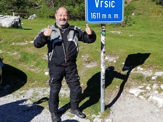 2020 – Alte Säcke Jahrestour – Slowenien Abstecher am Vrsic