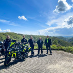 Pappendach Tour 13.5.2021 - 452 km
