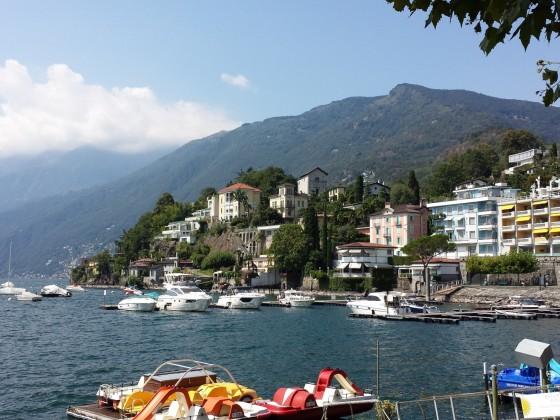 Lago Maggiore Tour 2015 - hier Ascona