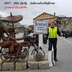 Tag 2 - Grimsel-Passhöhe