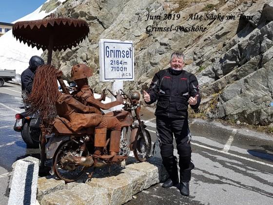 Grimsel-Passhöhe