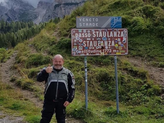 2020 – Alte Säcke Jahrestour – Passo Staulanza