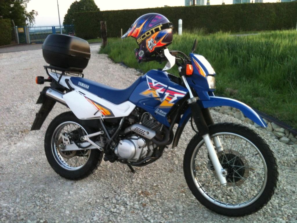 Meine XT 600 E