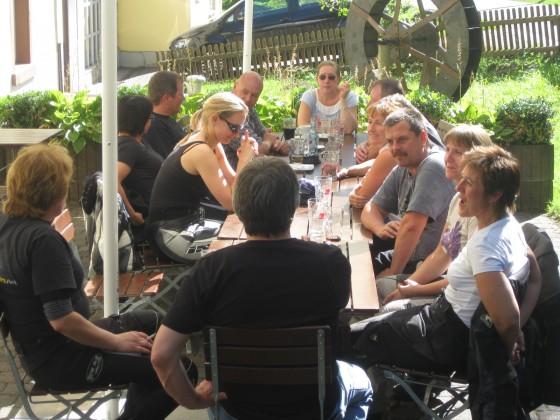 Tour Sommerfest 2012