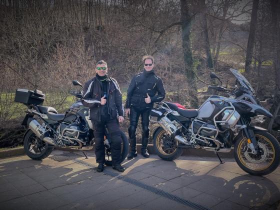 Frische Luft schnappen und Klamotten durchlüften - 250km Einführungsrunde durch Luxemburg