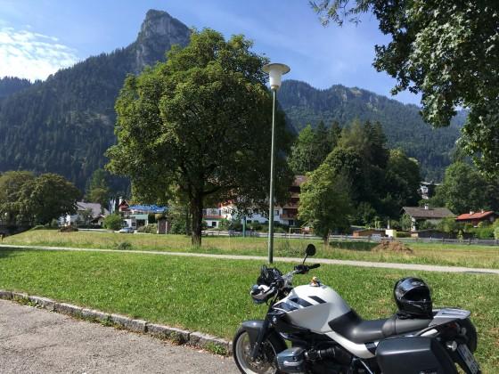 Allgäu kleine Runde Hopfen am See - Oberammergau - Plansee - Füssen/Hopfen am See