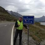 Tag 2 - Sustenpass-Passhöhe